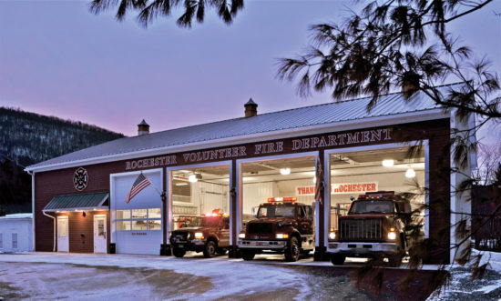 Rochester Vermont Volunteer Fire Department
