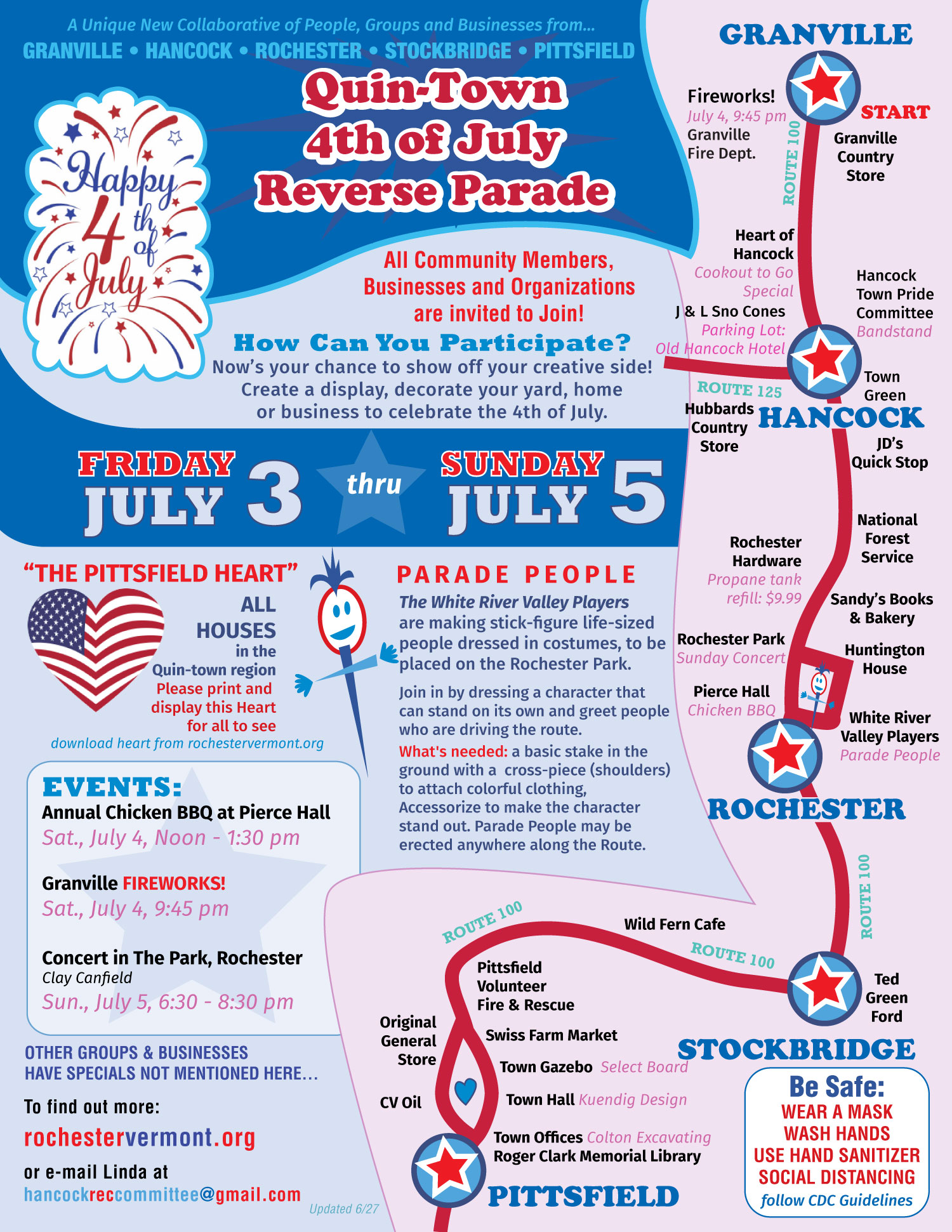 Quintown Fourth of July Parade